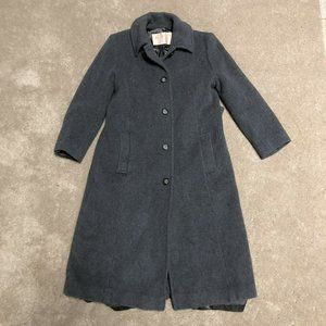 Vintage Women's Size 10 Pendleton Virgin Wool Coat